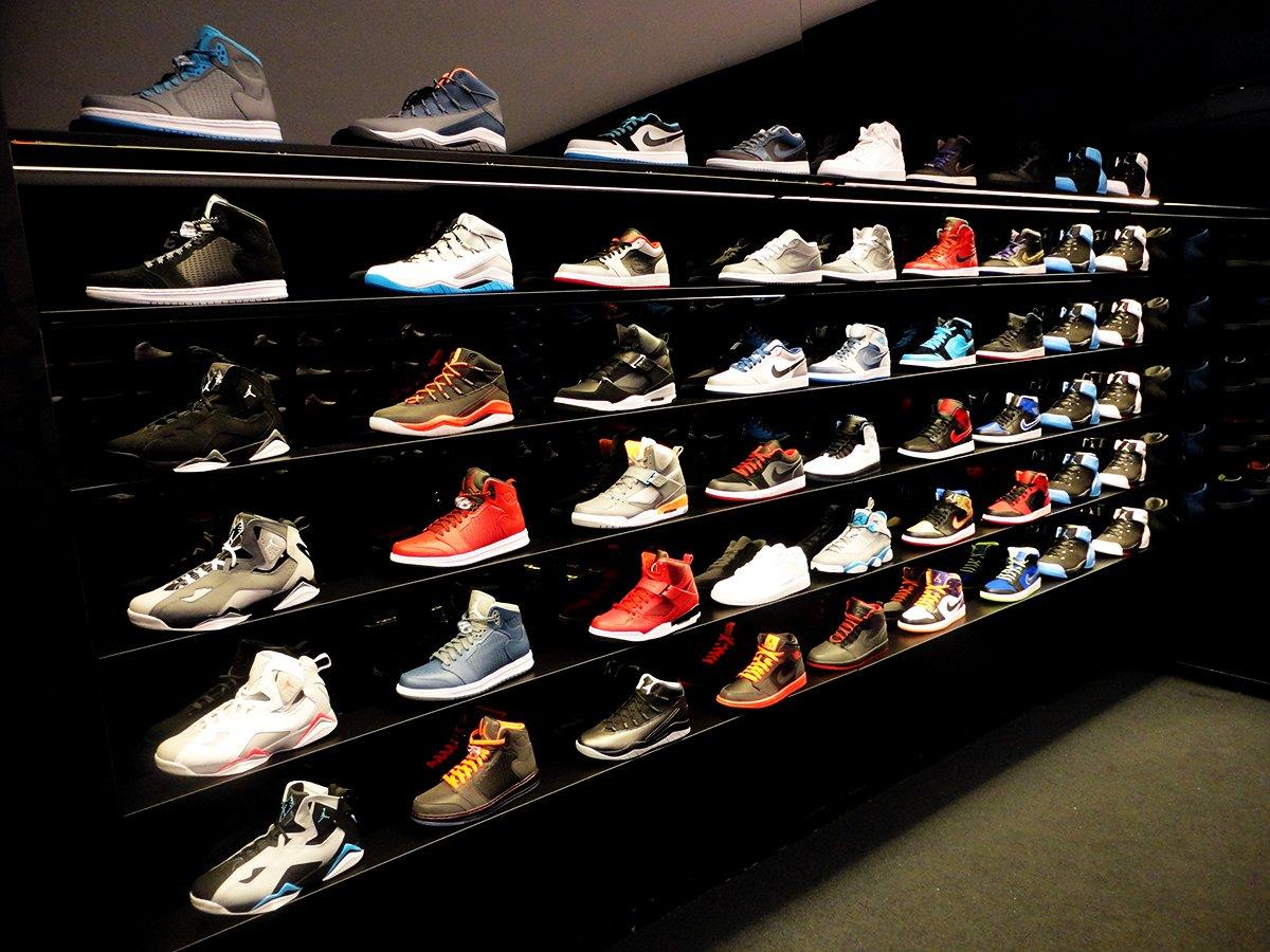flight 23 la tienda de jordan en nueva york en viva basquet