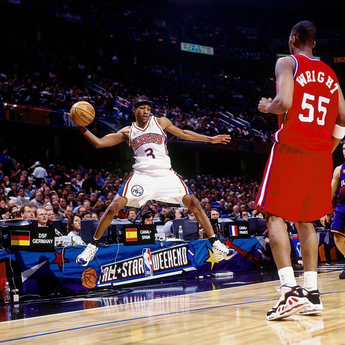 Allen Iverson en viva basquet