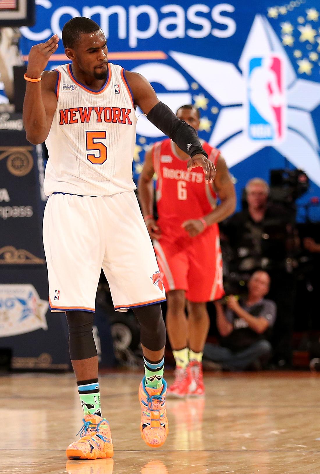 Tim Hardaway Jr RISING STARS en viva basquet