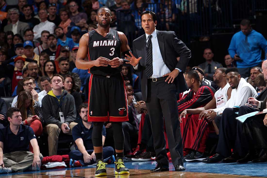 Miami Heat v Oklahoma City Thunder en viva basquet
