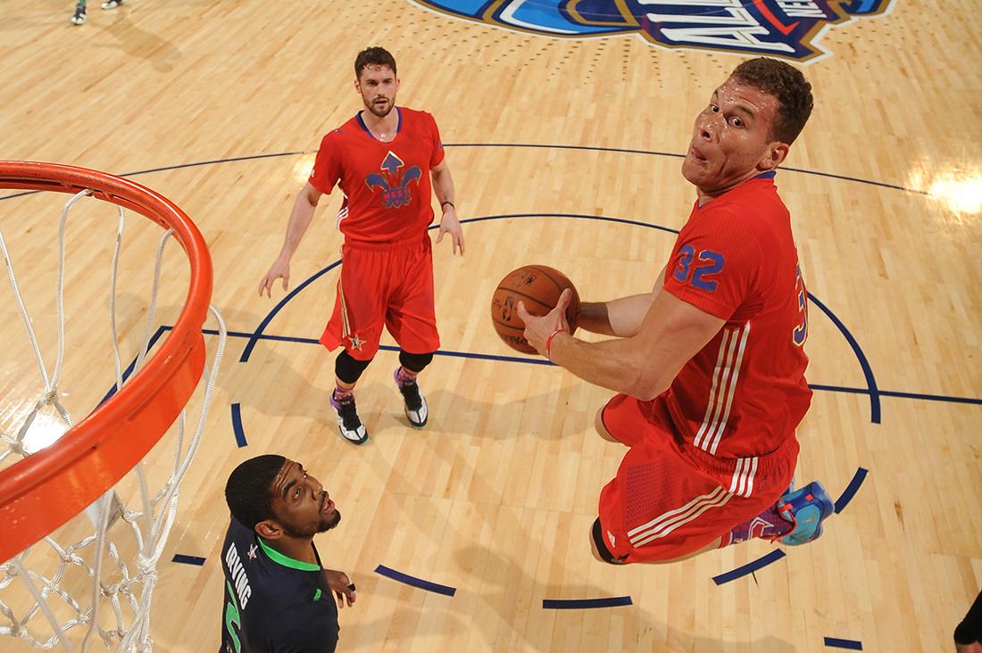 Blake Griffin NBA All-Star Game en viva basquet