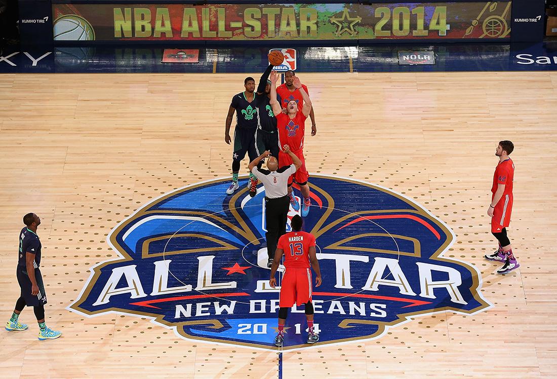 ALL STAR game en viva basquet