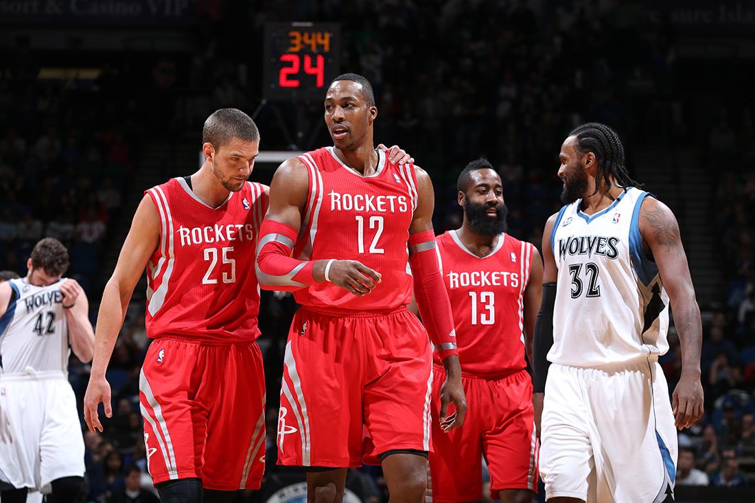 Rockets en viva basquet