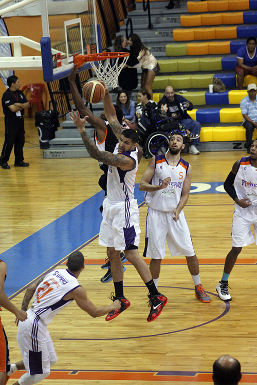 Playoffs LNBP 2014 en viva basquet