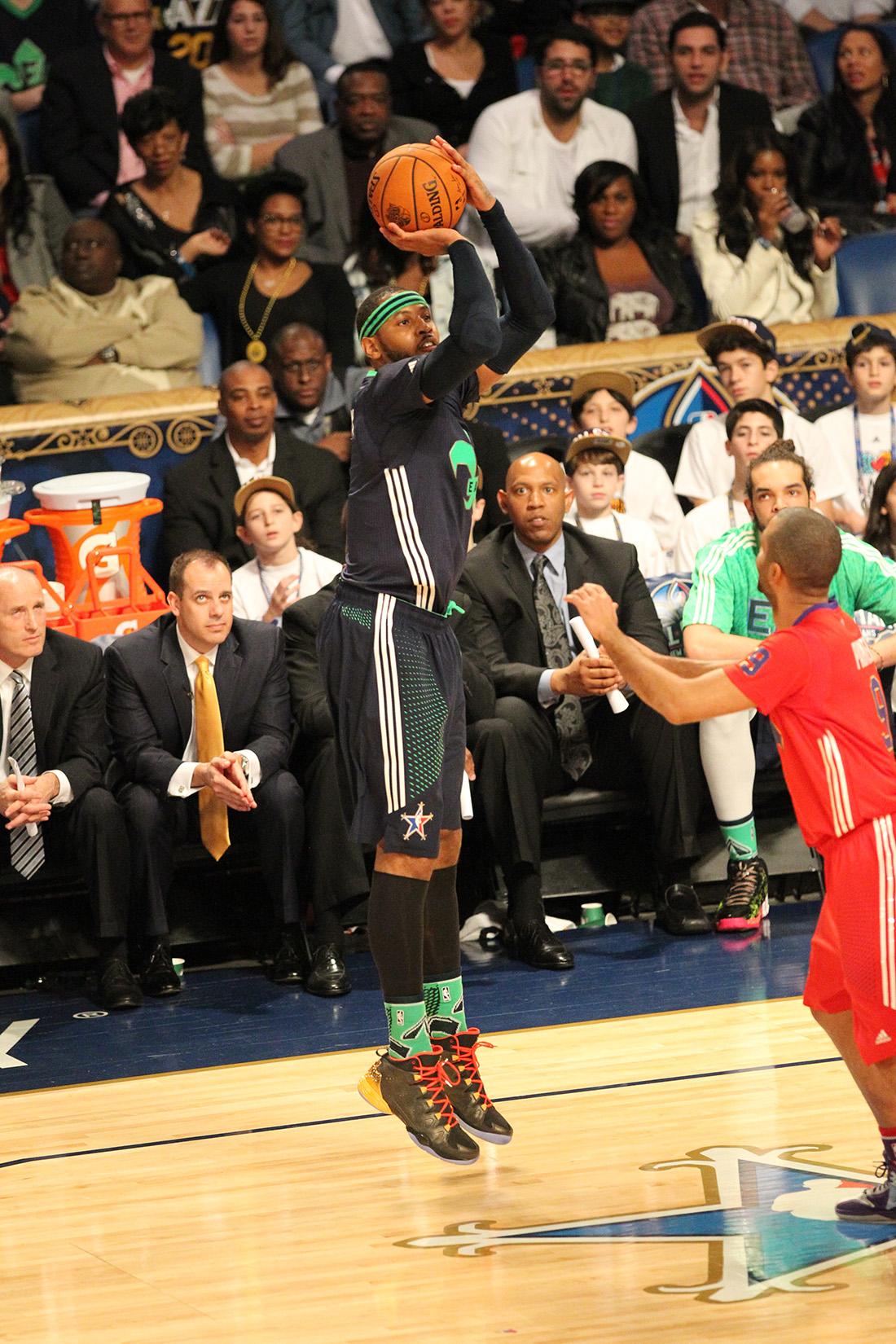 Carmelo Anthony 2014 NBA All-Star Game en viva basquet