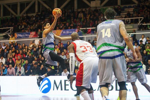 FIBA liga AMERICA XALAPA en viva basquet