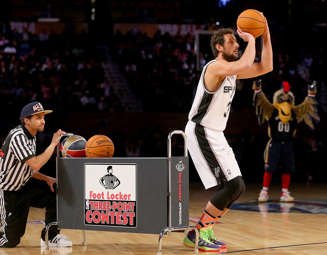 FOTO THREE POINT en viva basquet