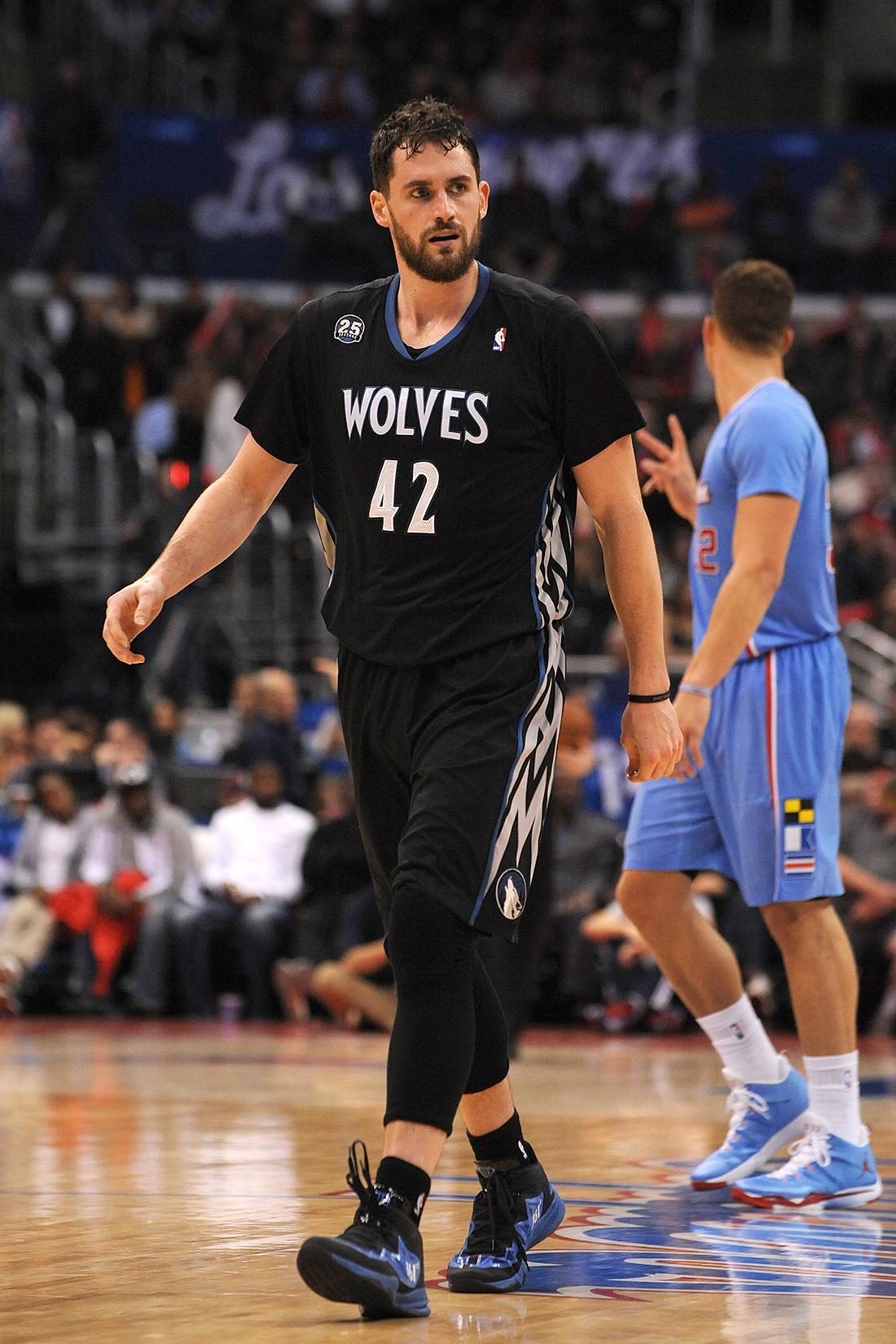Minnesota Timberwolves v Los Angeles Clippers en viva basquet