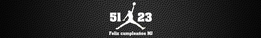 homenaje cumpleaños jordan en viva basquet