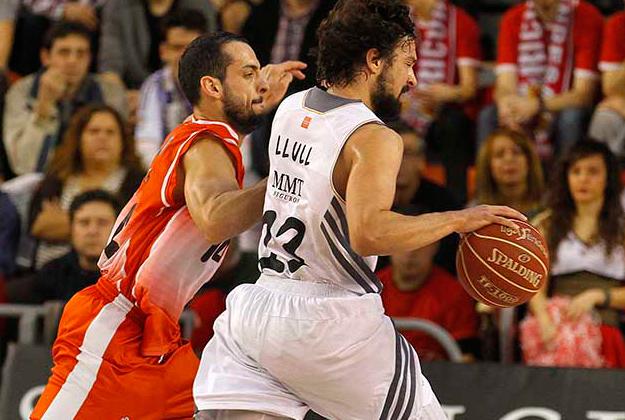 Sergio Llull de la liga ENDESA en viva basquet