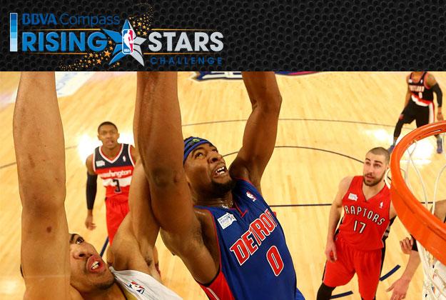 Andre Drummond RISING STARS en viva basquetº