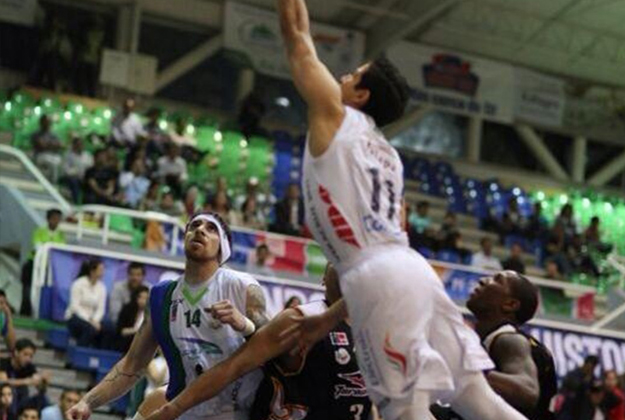 Halcones Xalapa PLAYOFFS LNBP en viva basquet