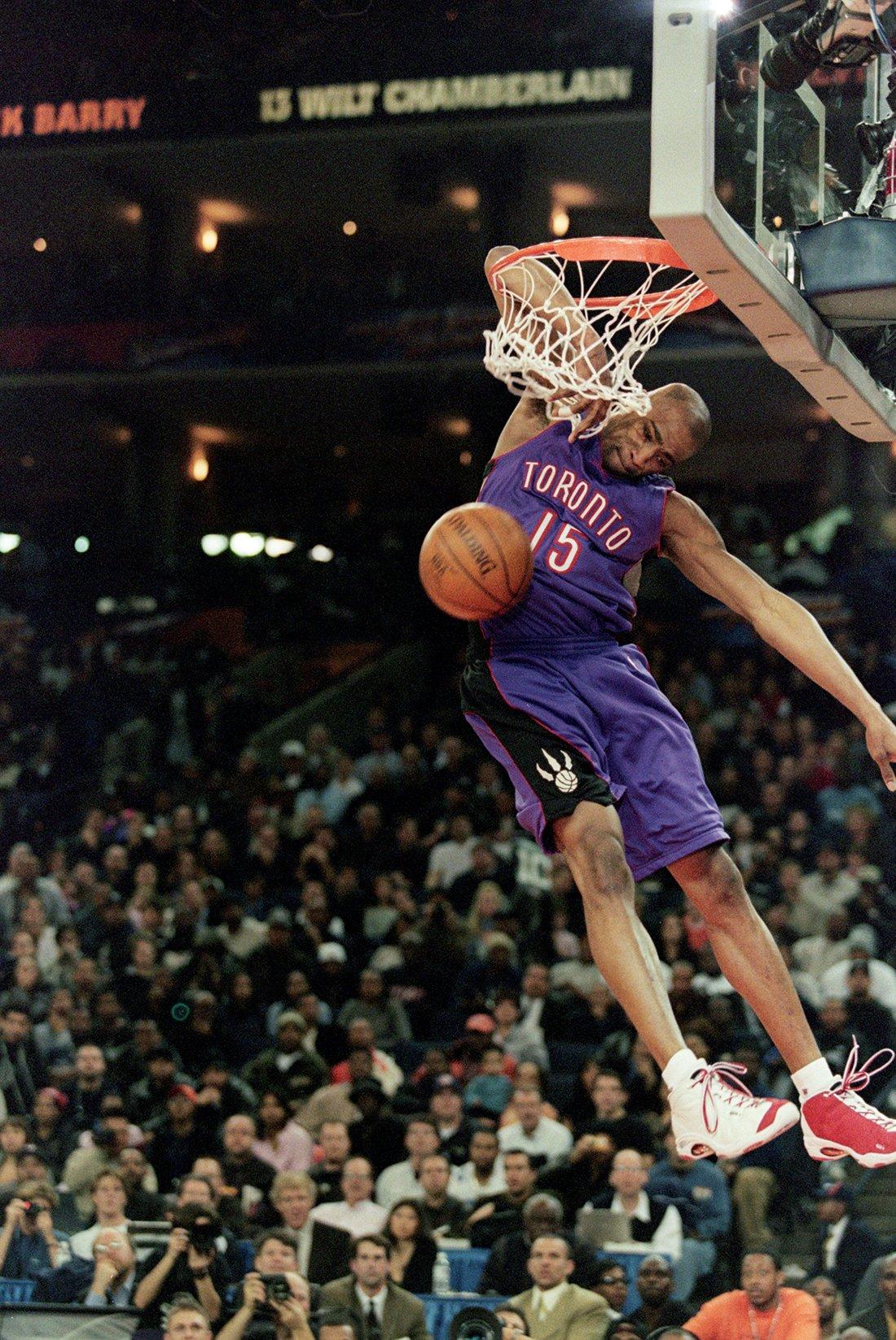 Vince Carter  en viva basquet