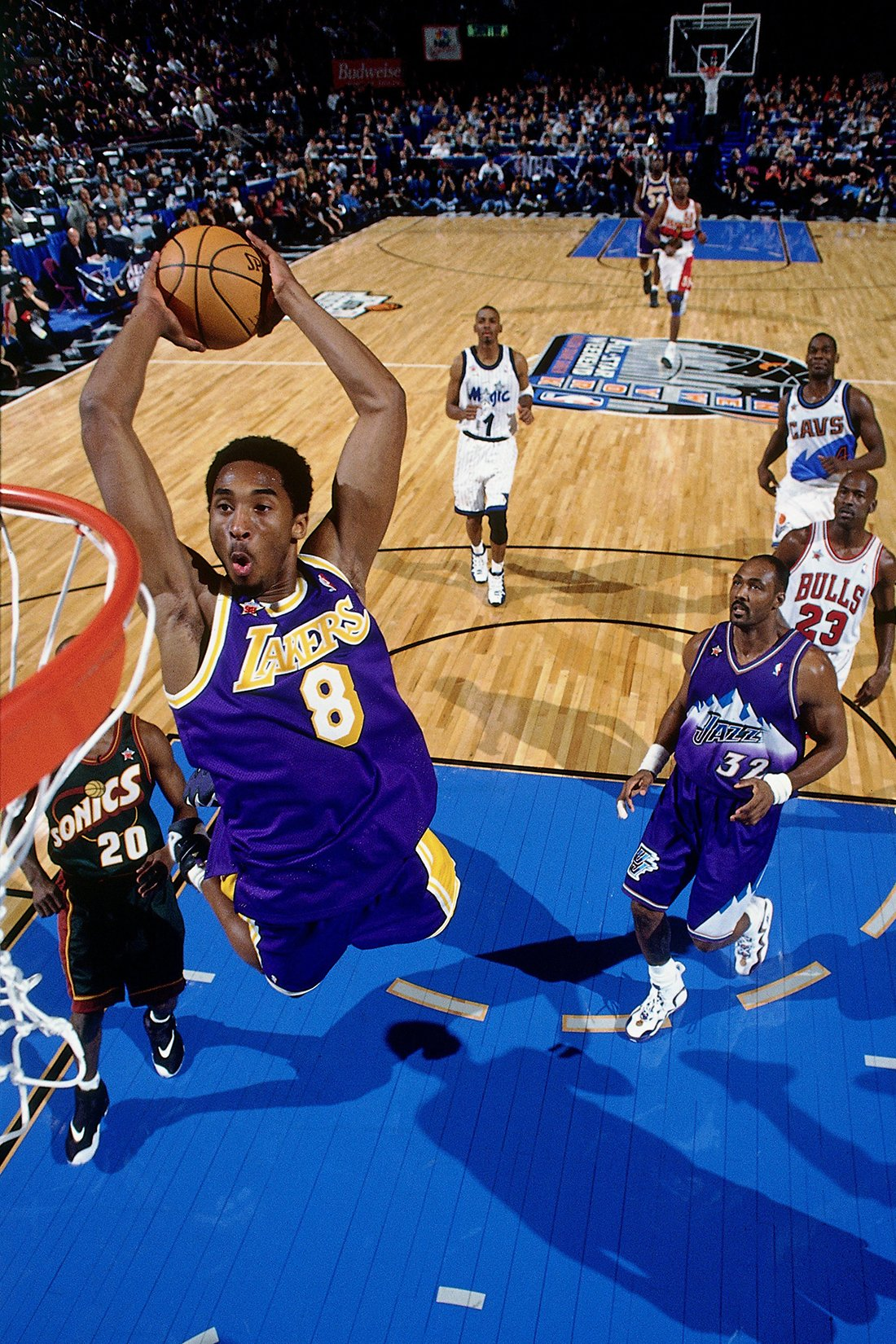 Kobe Bryant Classics en viva basquet