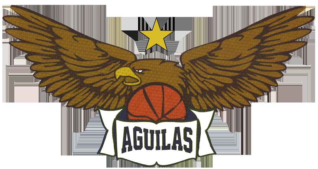 Escudo Aguilas estrella MED lnbp femenino en viva basquet