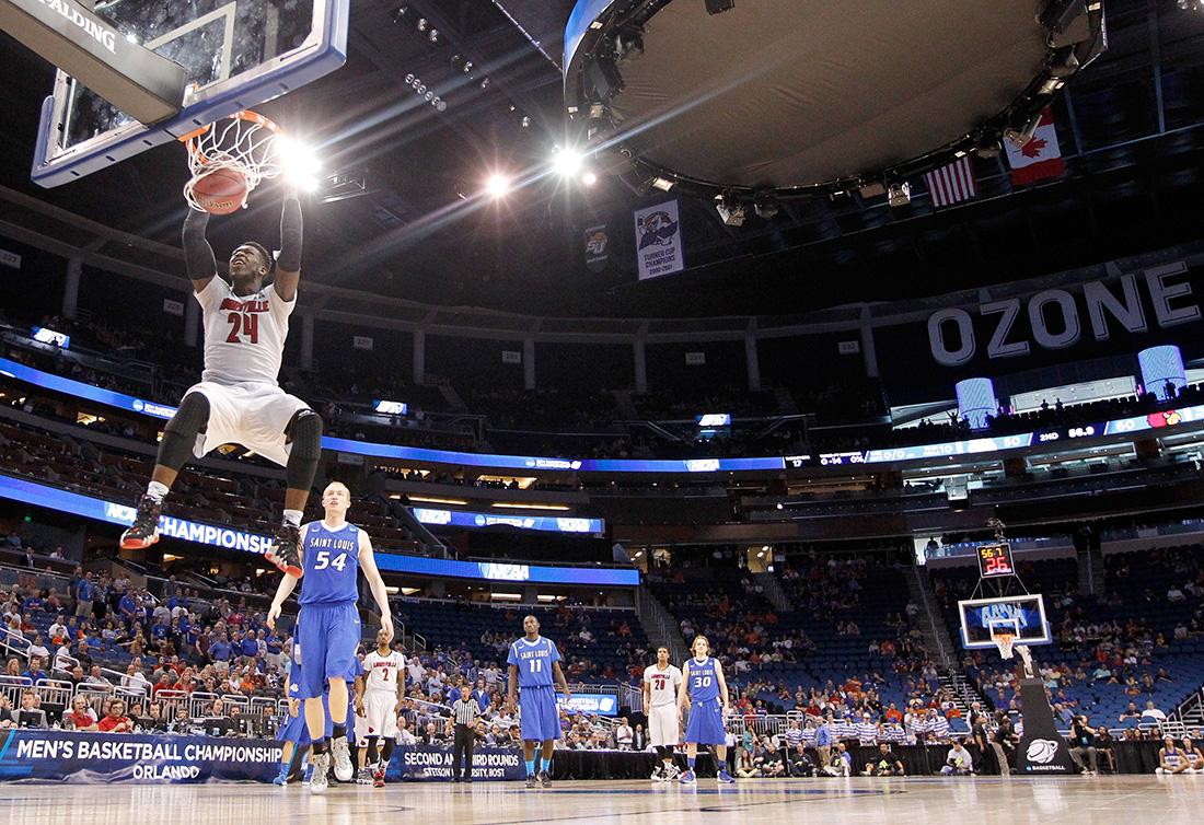 Montrezl Harrell en viva basquet
