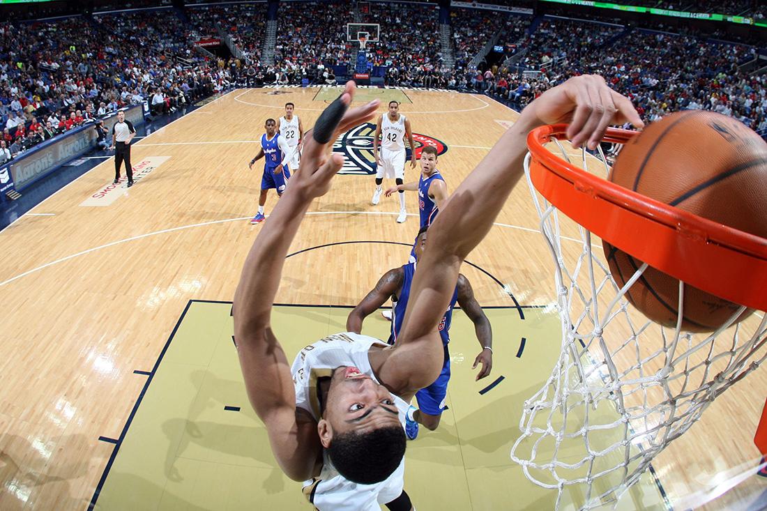 Los Angeles Clippers v New Orleans Pelicans en viva basquet