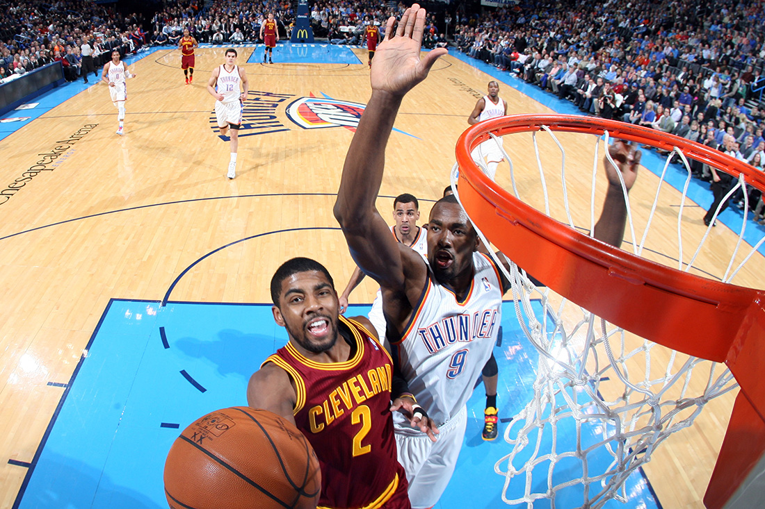 Cleveland Cavaliers v Oklahoma City Thunder en viva basquet