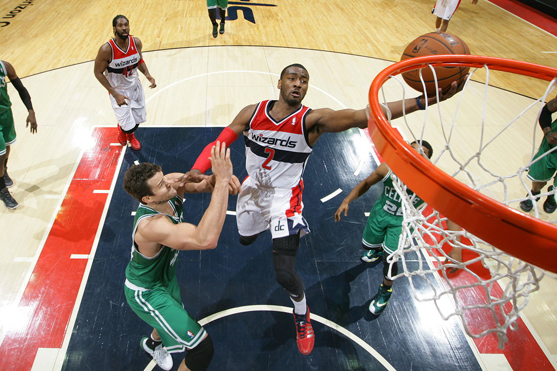 Boston Celtics v Washington Wizards en viva basquet