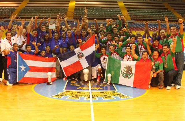 FIBA AMERICAS U18 en viva basquet