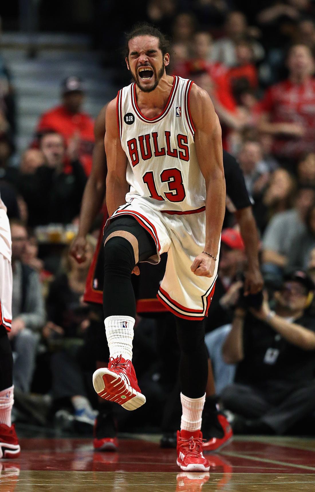 JOAKIM NOAH el alma de los bulls en viva basquet