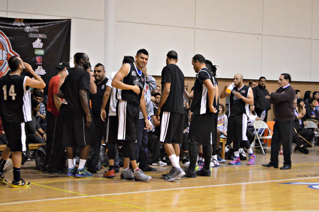 zonkys CIBACOPA en viva basquet