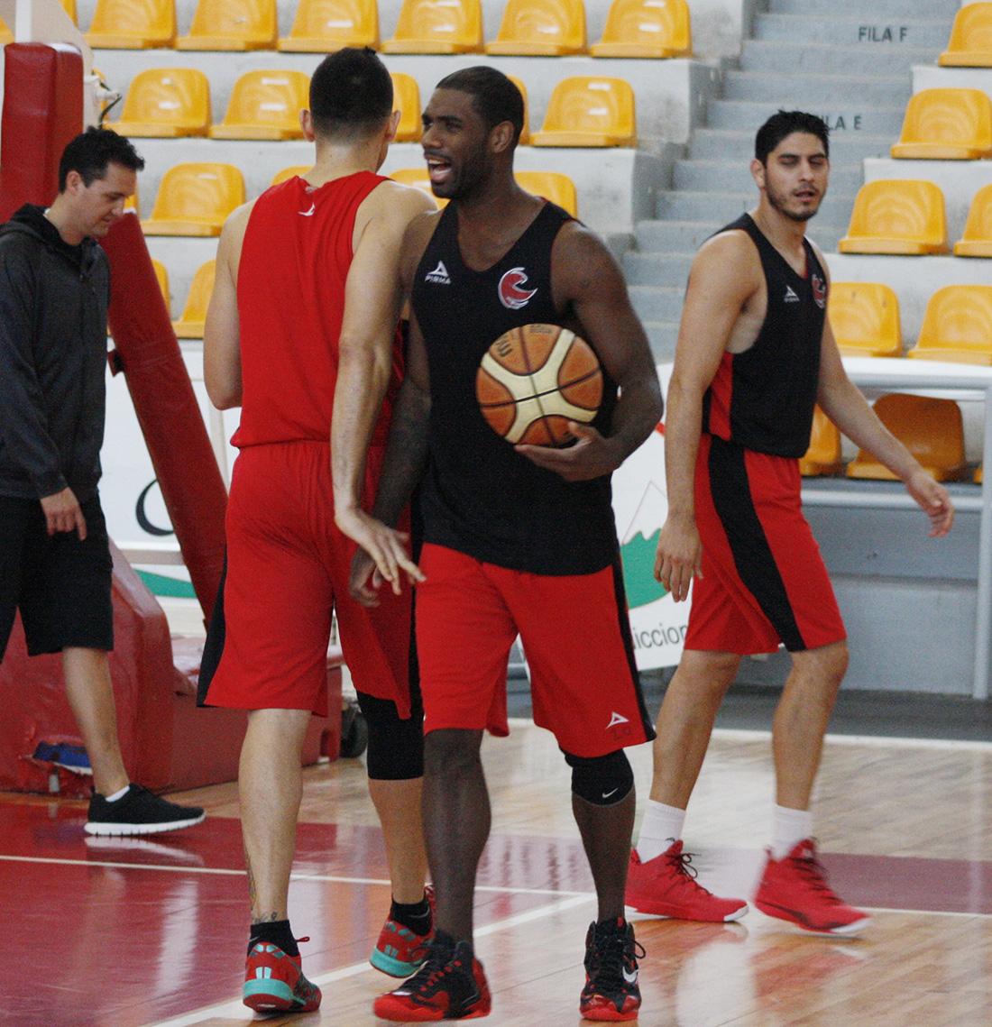 HALCONES ROJOS VS XALAPA Semifinales Lnbp en viva basquet