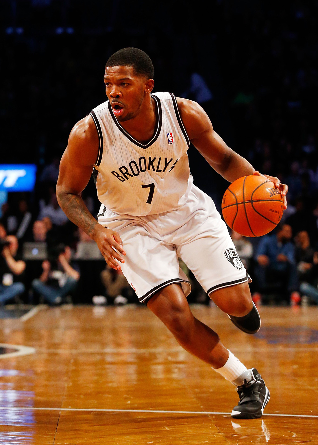 Joe Johnson en viva basquet