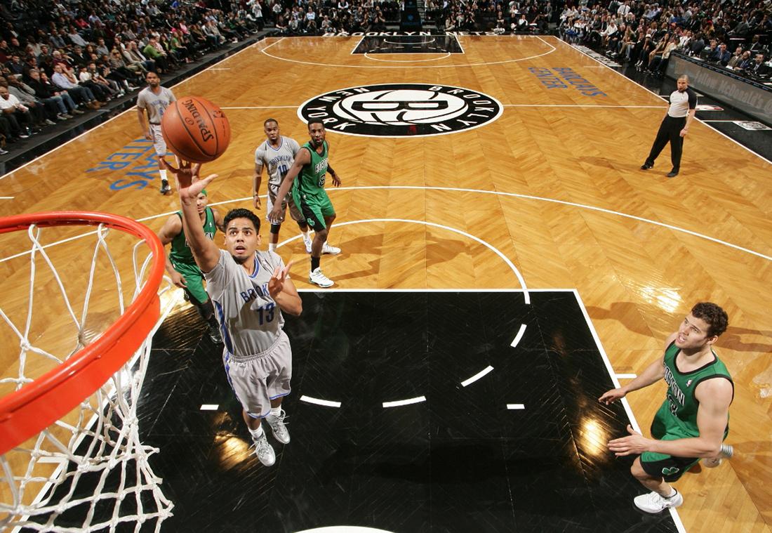 JORGE GUTIERREZ de los nets en viva basquet