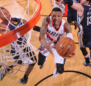 Memphis Grizzlies v Portland Trail Blazers en viva basquet