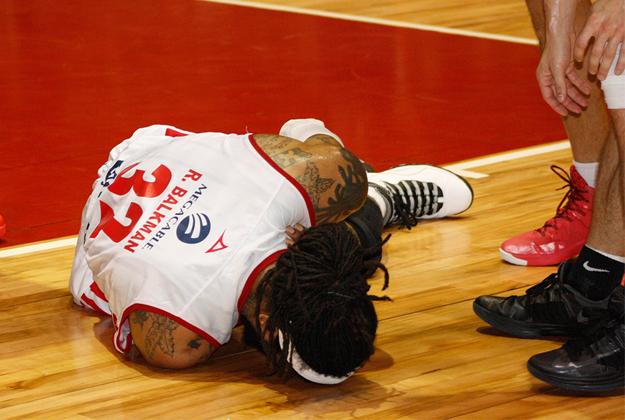 Halcones Rojos vs pioners en la final de la lnbp en viva basquet