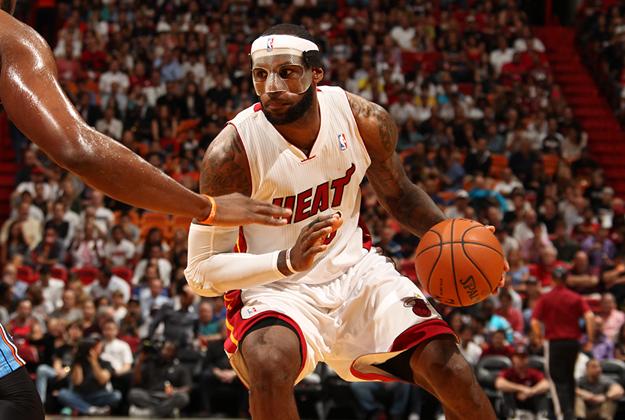 Charlotte Bobcats vs Miami Heat en viva basquet