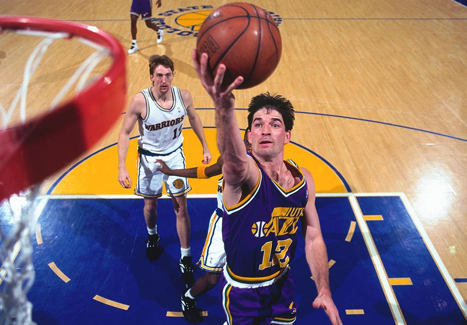 John Stockton en flash back viva basquet
