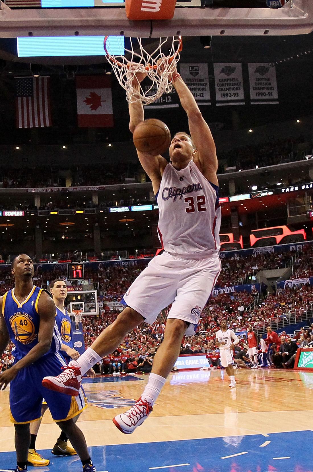 BLAKE GRIFFIN en viva basquet