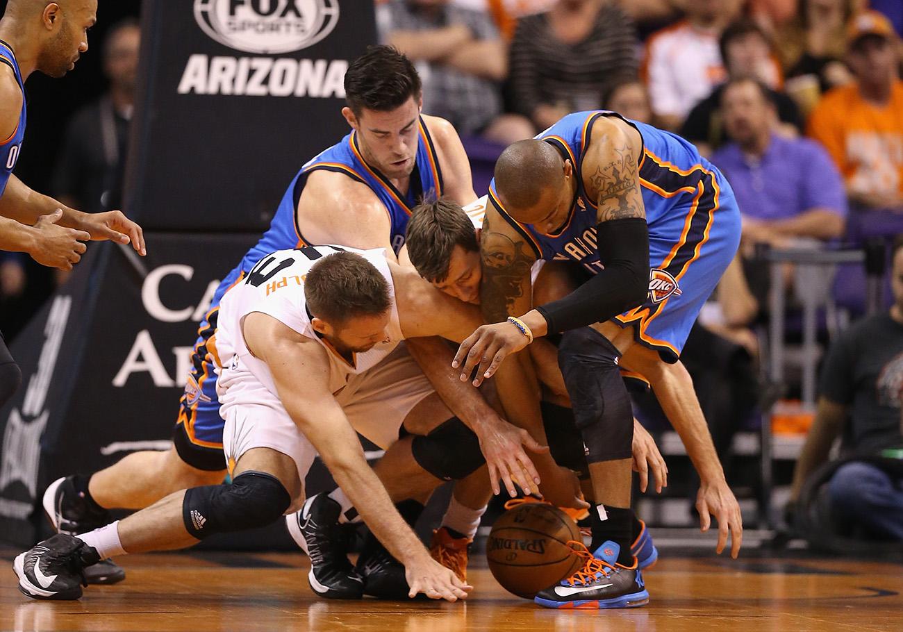 playoffs nba en viva basquet