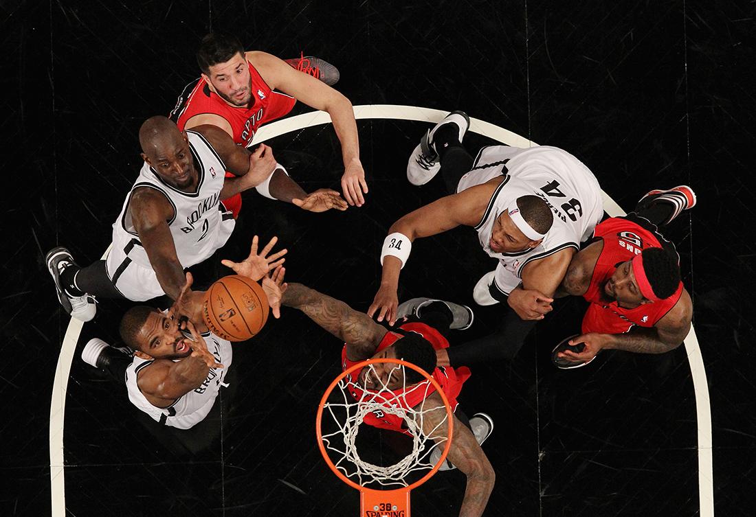 Toronto Raptors v Brooklyn Nets - playoffs en viva basquet