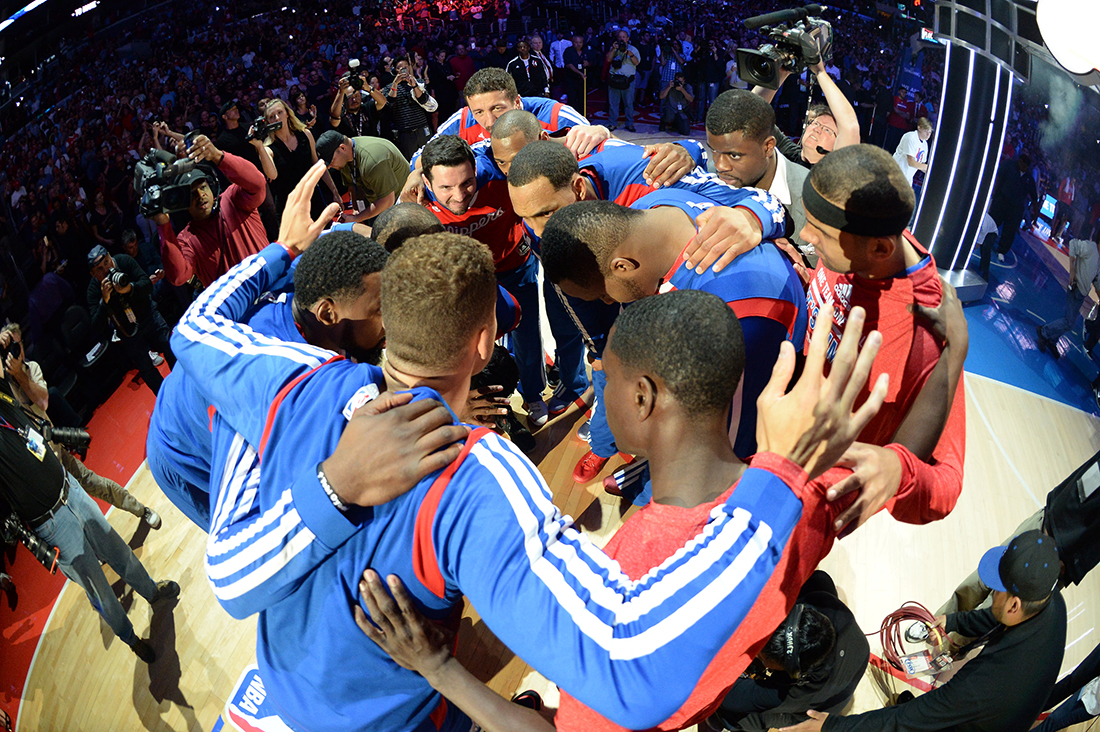 Golden State Warriors v Los Angeles Clippers - Game Five playoffs en viva basquet