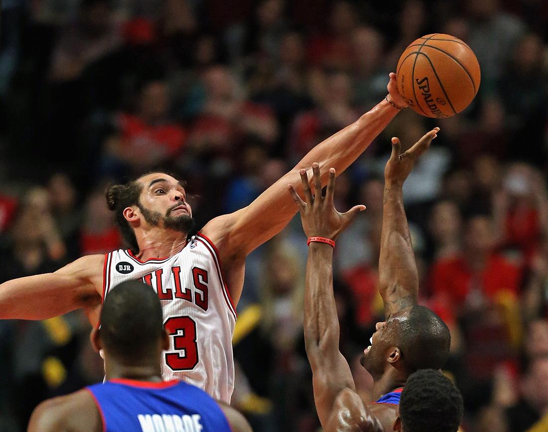 Detroit Pistons v Chicago Bulls en viva basquet