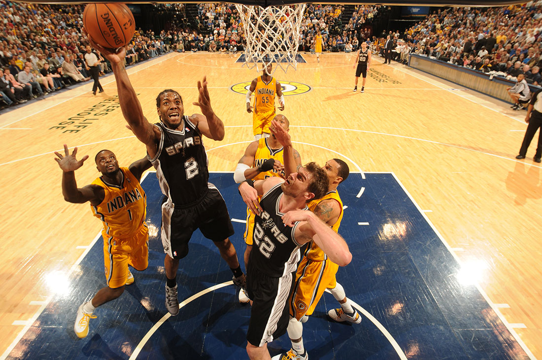 FOTOS-SPURS-VS-PACERS