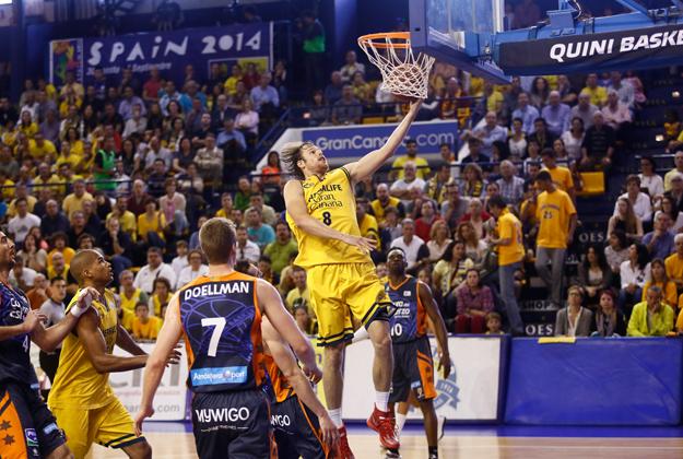jornada 26 de la liga ENDESA en viva basquet