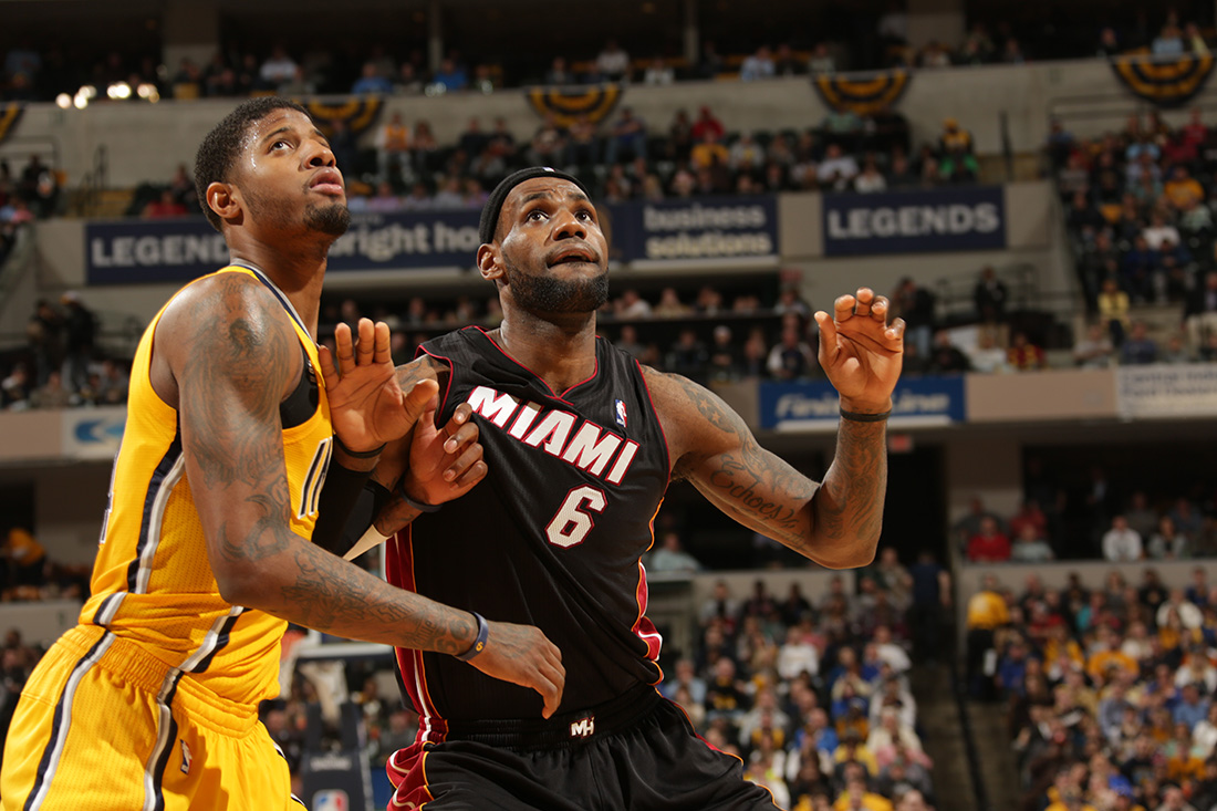 Miami Heat v Indiana Pacers en viva basquet