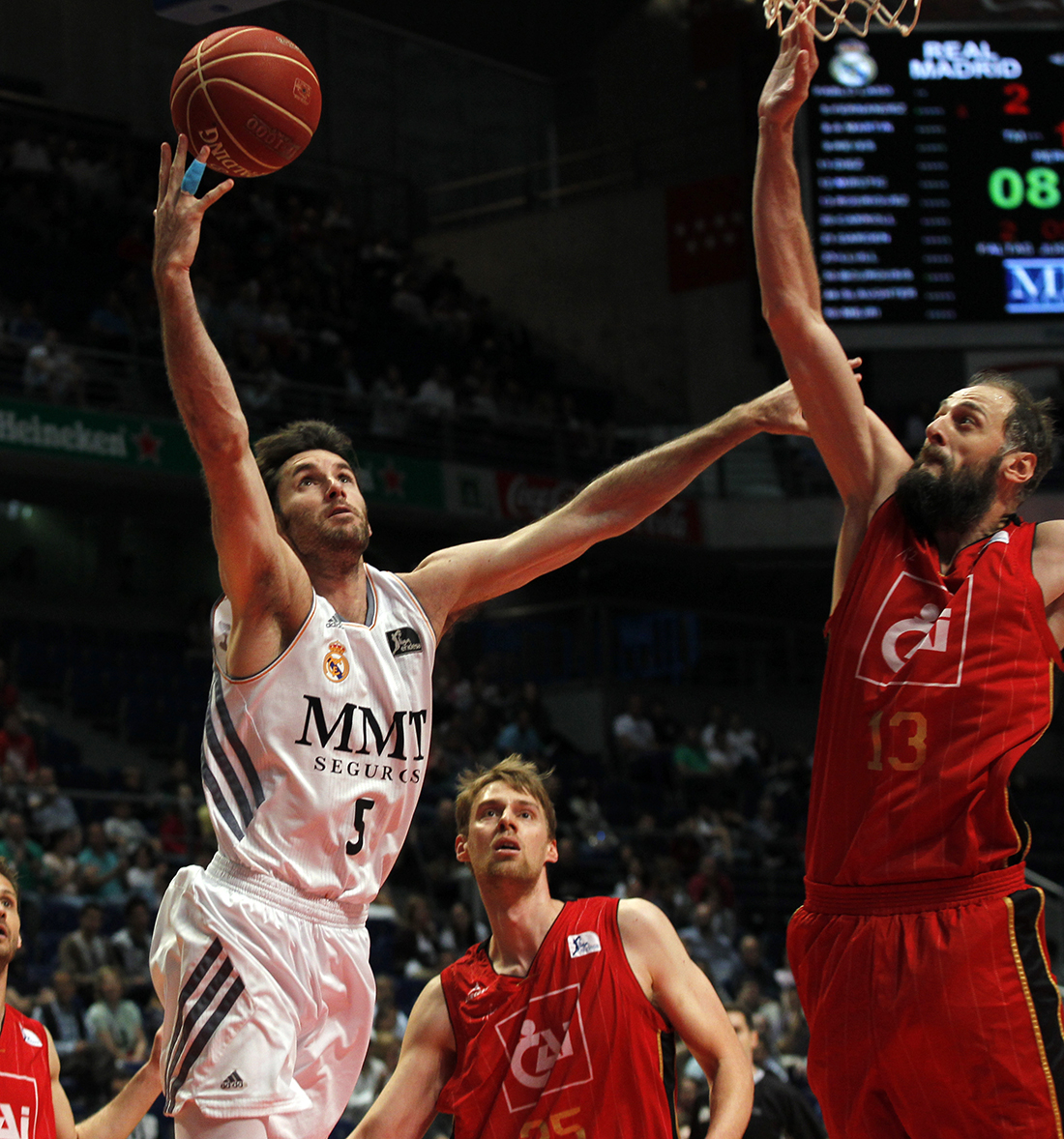 real madrid baloncesto liga endesa en viva basquet