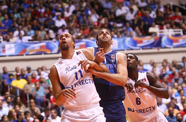 FIBA Américas en viva basquet