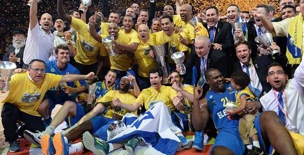 FOTO MACCABI en viva basquet