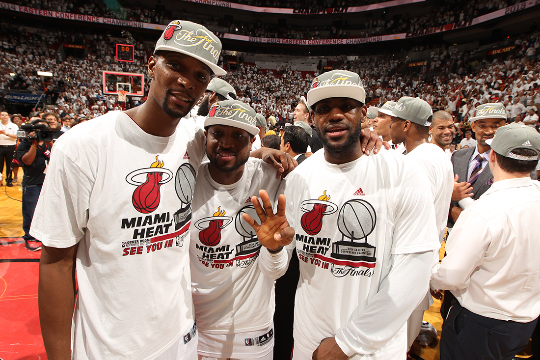 MIAMI HEAT FINALS en viva basquet