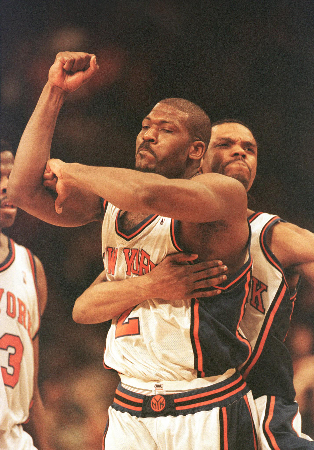 Raptors v Knicks Johnson en viva basquet