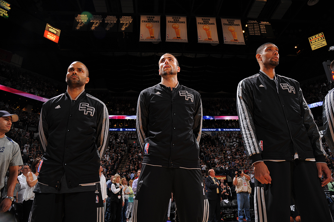 San Antonio Spurs v Los Angeles Lakers - Game Four en viva basquet