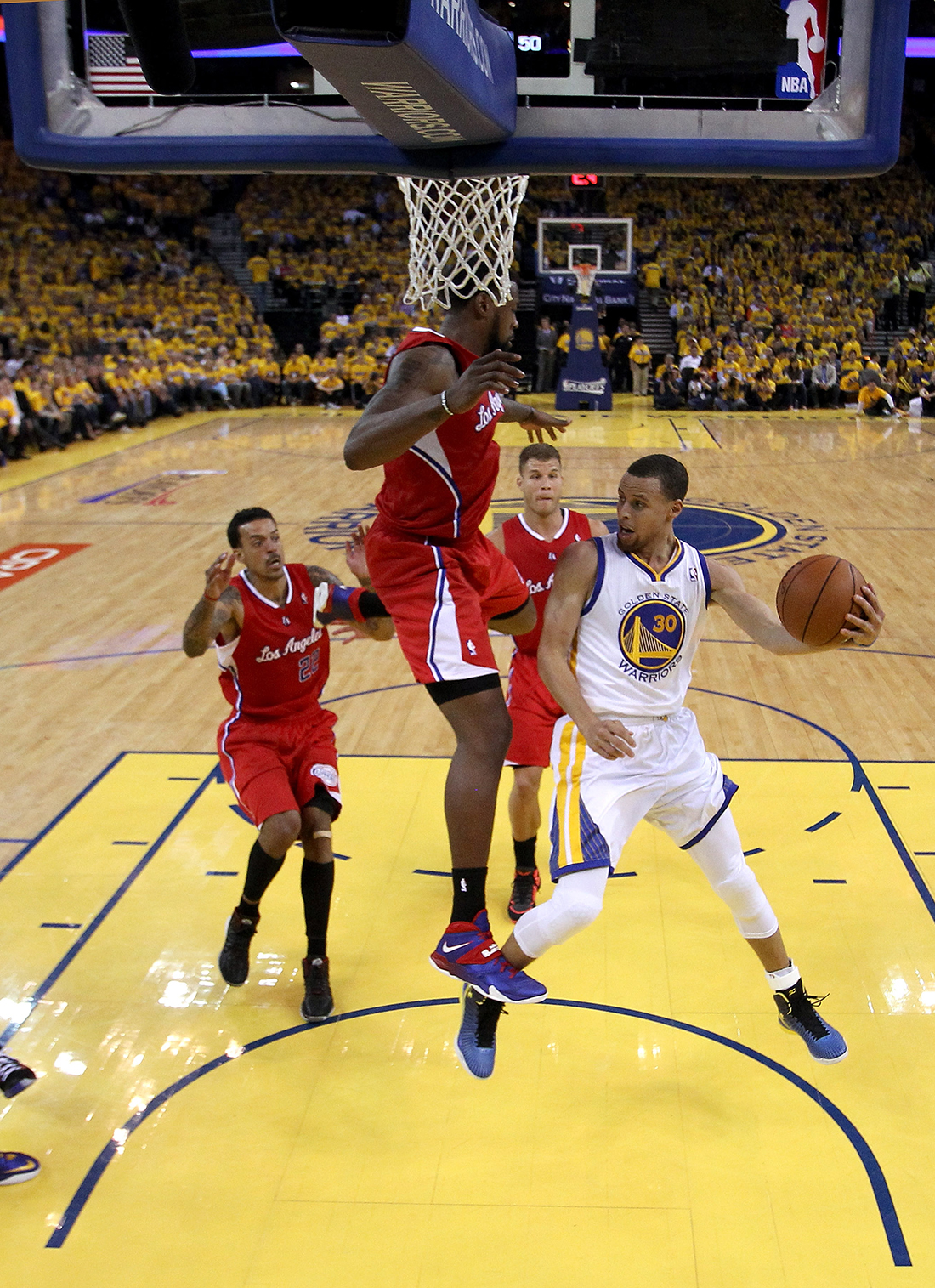 Los Angeles Clippers v Golden State Warriors - Game Six en viva basquet