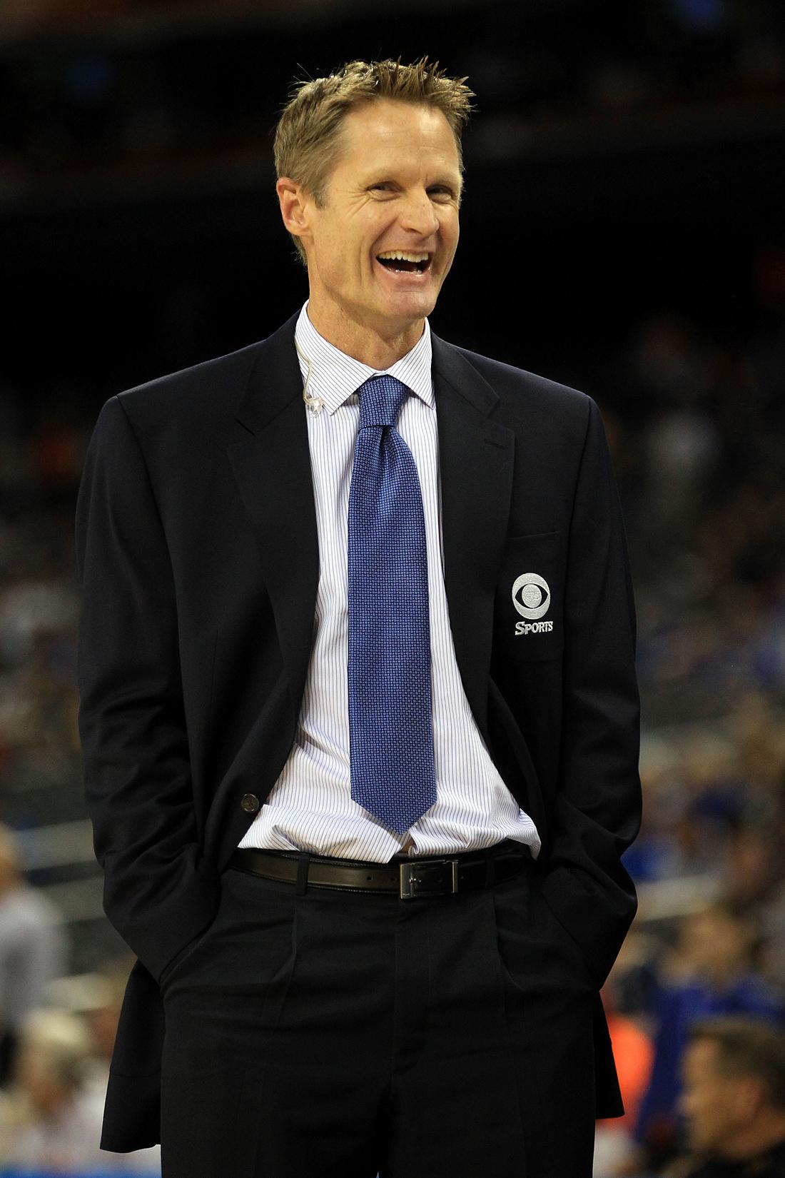 steve Kerr nuevo coach de los warriors en viva basquet
