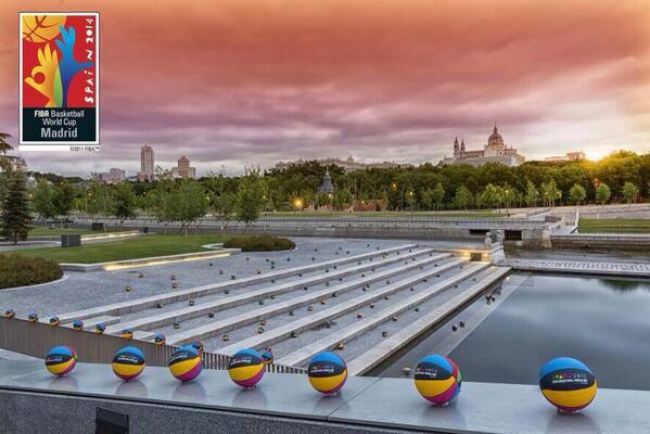 MADRID España FIBA en viva basquet